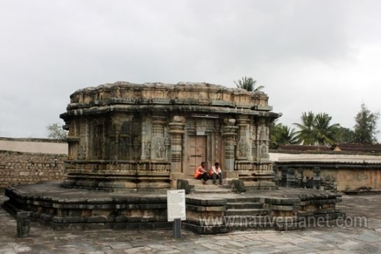 Belur photos, Veera Narayana Temple
