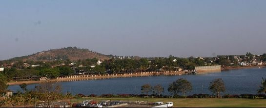 Hubli photos, Unkal Lake