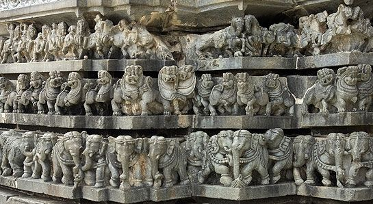 Belur Photos - Perfect carving