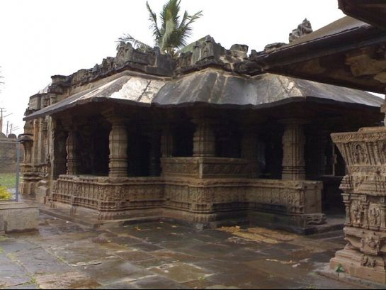 Gadag photos, Saraswathi Temple