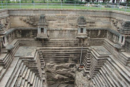 Gadag Photos - Stepwell