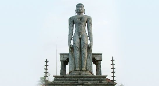 Venur Photos - Statue of Bahubali