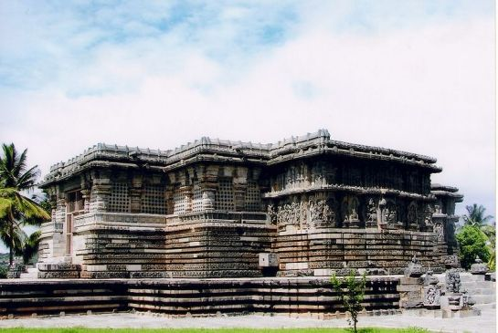 Halebid photos, Kedareswara Temple