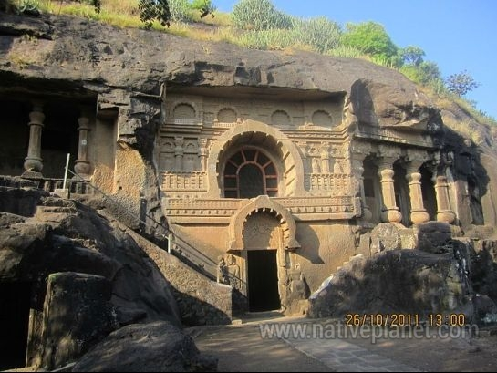 Nashik photos, Pandavleni Caves