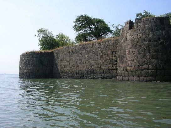 Alibag photos, Kolaba (or Koulaba) Fort