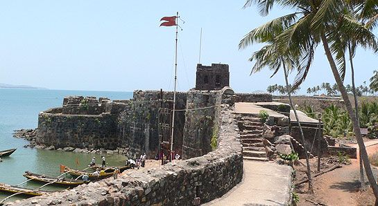 Sindhudurg photos, Sindhudurg - Fort view