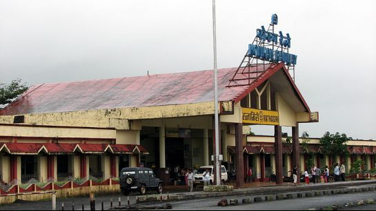 Ratnagiri photos, Ratnagiri Station - Railway station