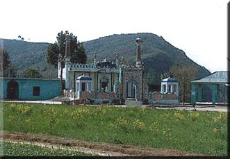 Poonch photos, Ziarat Chhote Shah Sahib