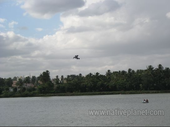 Bangalore photos, Lumbini Gardens - Boating