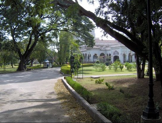 Pune photos, Aga Khan Palace - Gardens