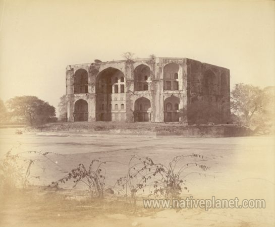 Ahmednagar photos, Faria Bagh Palace
