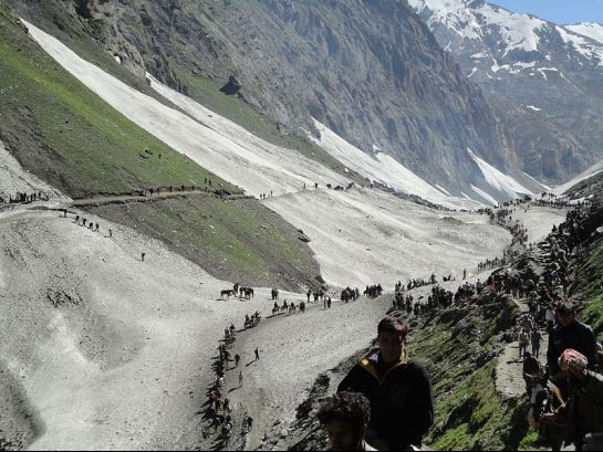 Amarnath photos, Amarnath Yatra