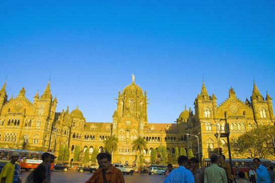 Mumbai photos, Victoria Terminus - Beautiful View