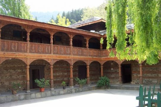 Naggar photos, Naggar Castle