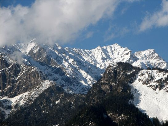 Manali photos, Manali - A beautiful view