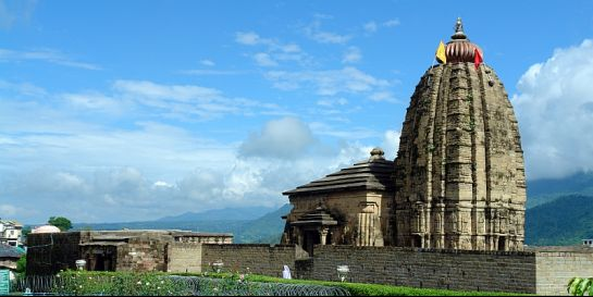 Palampur photos, Baijnath Shiva Temple - Amidst nature