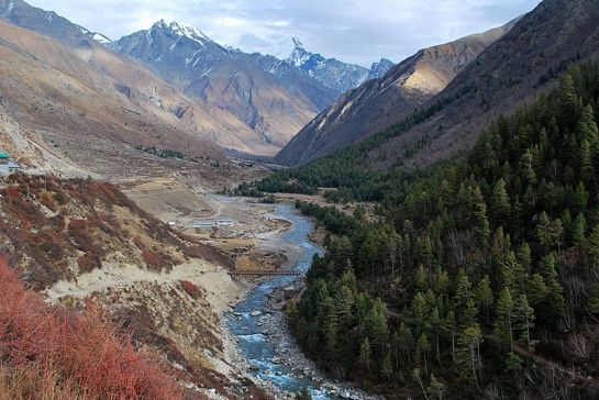 Sangla photos, Baspa River - Beautiful