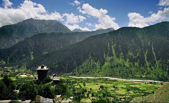 Kalpa photos, Sangla Valley - Lush Green Hill station