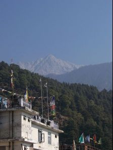 Kangra photos, McLeodganj - A view