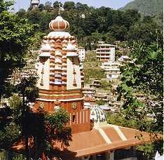 Solan photos, Sholoni Devi Temple