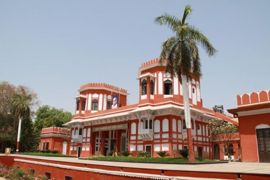 Ahmedabad photos, Sardar Patel Museum - The Building
