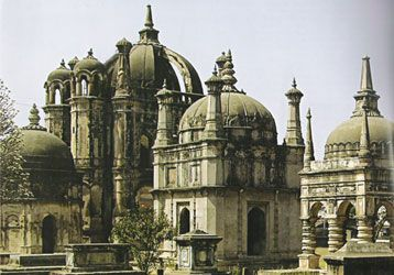 Surat photos, European tombs - English Cemetery