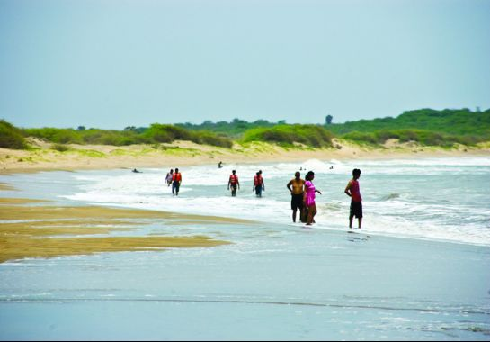 Somnath photos, Ahmedpur Mandvi Beach - Fantastic Picture