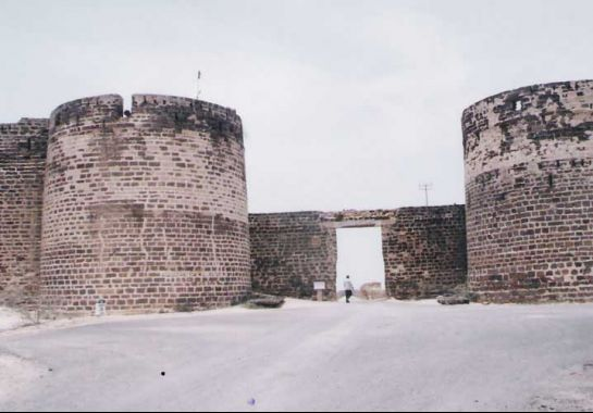 Kutch photos, Lakhpat Fort Town