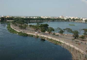 Jamnagar photos, Lakhota Talav - watching sites of Jamnagar in Gujarat...