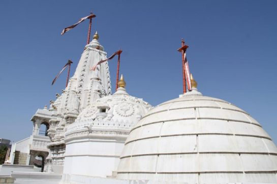 Jamnagar photos, Jain Temple Triplet