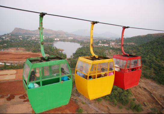 Saputara photos, The Ropeway
