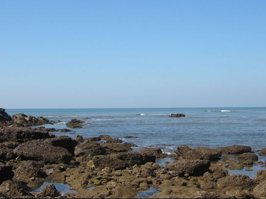 Goa photos, Anjuna Beach - Alluring Anjuna . . .