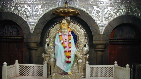 Shirdi photos, Samadhi Mandir - Sri Sai Baba