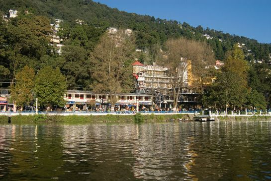Nainital photos, The Mall - A View