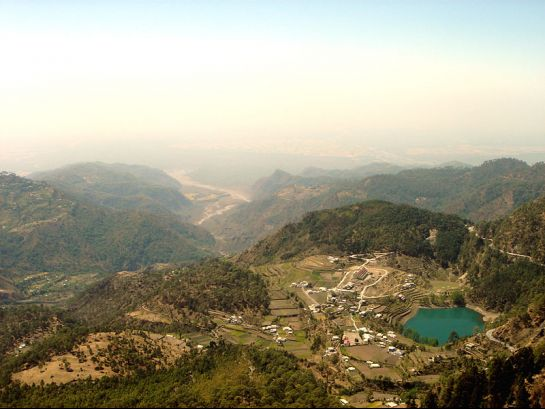 Nainital photos, Khurpatal - Fascinating View