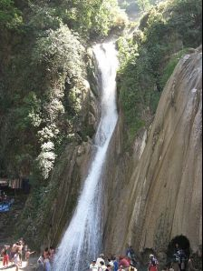 Mussoorie photos, Kempty Falls - Amidst scenic