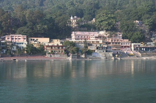 Rishikesh photos, Sivananda Ashram - Ashrams on the ghat of Ganges