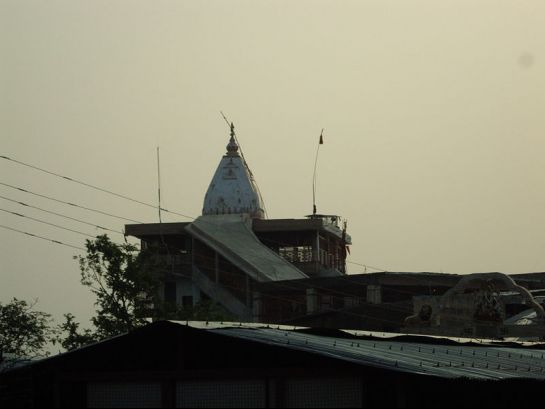 Haridwar photos, Chandi Devi Temple - Atop the Neel Parvat