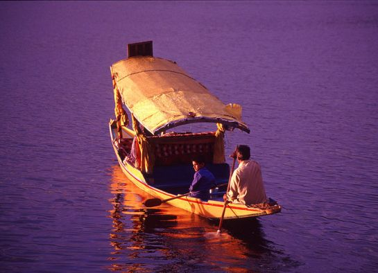 Srinagar photos, Dal Lake - The Shikara