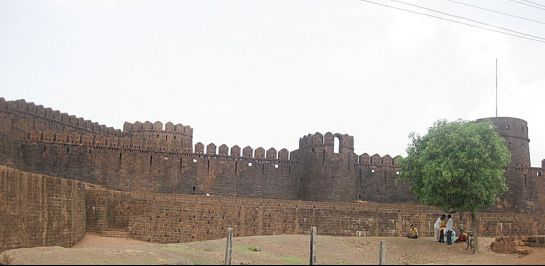 Kumta photos, Mirjan Fort - As Seen From A Distance