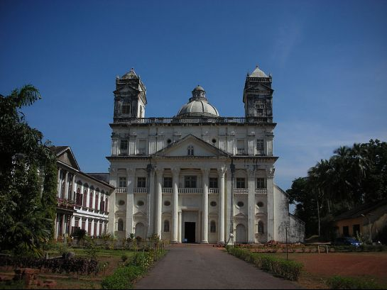 Goa photos, St. Cajetan Church - Church