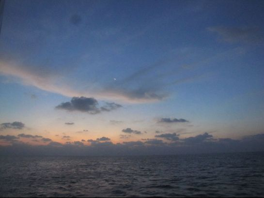 Lakshadweep photos, Kalpeni Island - Twilight