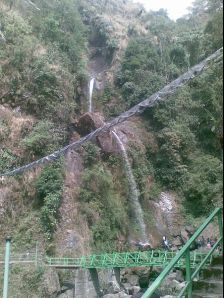 Yumthang photos, Seven Sisters Waterfalls - Waterfall
