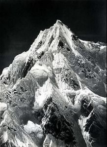 Kanchenjunga photos, Mount Siniolchu