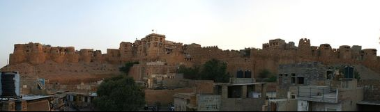 Jaisalmer photos, Jaisalmer Fort - Evening looks