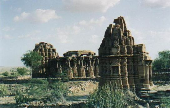 Barmer photos, Kiradu Ancient Temples - Old Temple