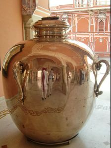 Jaipur photos, City Palace - Silver Image