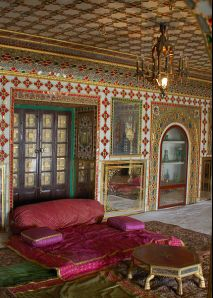 Jaipur photos, City Palace - Interiors
