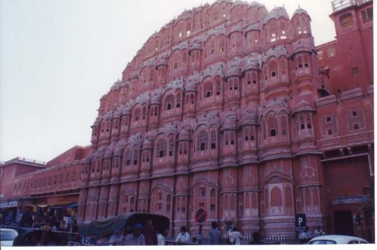 Jaipur photos, Hawa Mahal - Palace of Winds