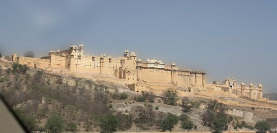 Jaipur photos, Amber Fort - A View